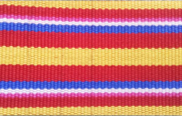 Cintas Multicolor
